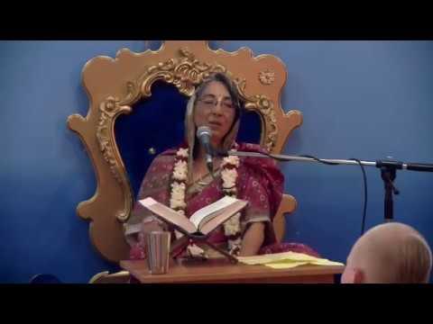 Шримад Бхагаватам 1.11.23 - Радха деви даси