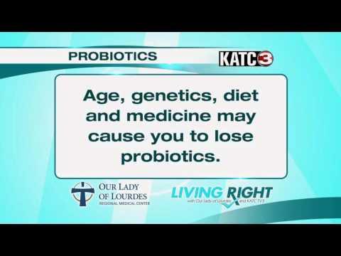 Living Right - Probiotics