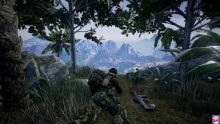 SNIPER BLACKLIST - Jungle - Walkthrough Gameplay (PC HD) (Steam)
