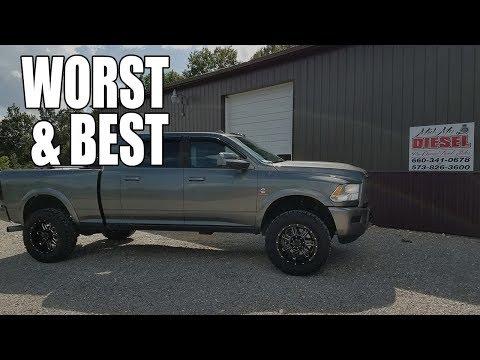 The Worst & Best Diesel Trucks To Buy