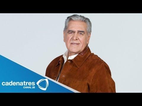 Eric del Castillo confiesa que le pegó a una de sus hijas / Eric del Castillo y sus hijas
