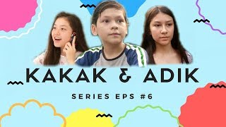 Drama|Film Pendek Indonesia| Kakak&Adik #6|  Berteman dgn Hantu| Short Movie|Sibling Goals Indonesia