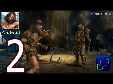 HERCULES: The Official Game Android Walkthrough - Part 2 - Labor 1: Nemean Lion Story