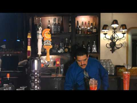 MIXED DRINKS WITH MALIBU RUM