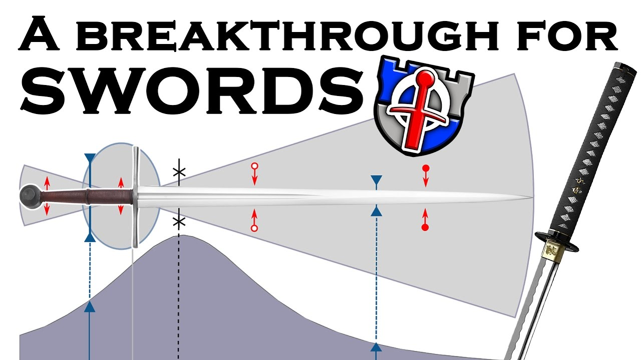hight resolution of a breakthrough for sword comparison