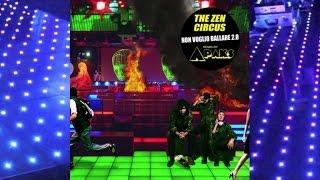 Apaks Non voglio ballare 2 0 The Zen Circus Remix