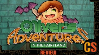 OLIVER'S ADVENTURES IN THE FAIRYLAND - PS4 REVIEW (Video Game Video Review)