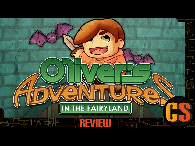 OLIVER'S ADVENTURES IN THE FAIRYLAND - PS4 REVIEW