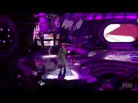 Sanjaya: Something To Talk About 4-17-07 Top 7