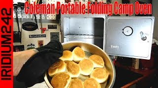 Coleman Portable Folding Camp Oven