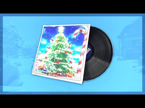 FORTNITE FESTIVE  1 HOUR CHRISTMAS
