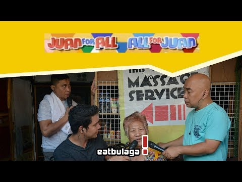 Juan For All, All For Juan Sugod Bahay   March 8, 2018