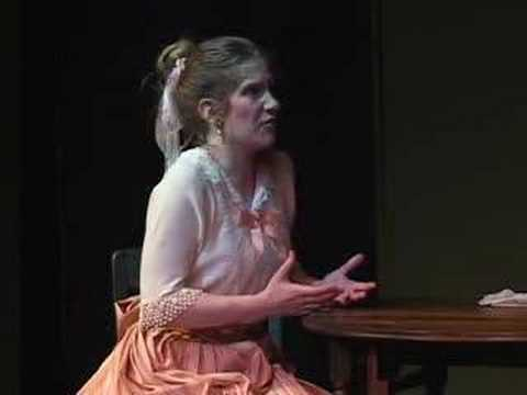 Miss Julie, by August Strindberg