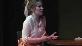 Miss Julie, by August Strindberg
