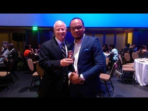 USA- Lancement de la Première boisson énergisante congolaise makassi energy drink