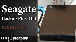 обзор внешнего жесткого диска Seagate Backup Plus Slim STDR2000202 2TB