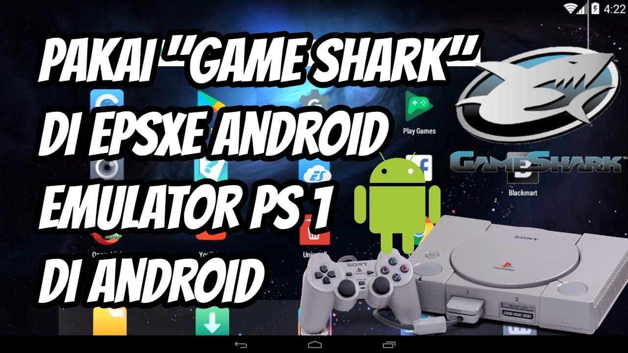 gameshark ps1 epsxe android