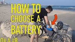 How To Properly Choose An Ebike Battery - Q&A#8