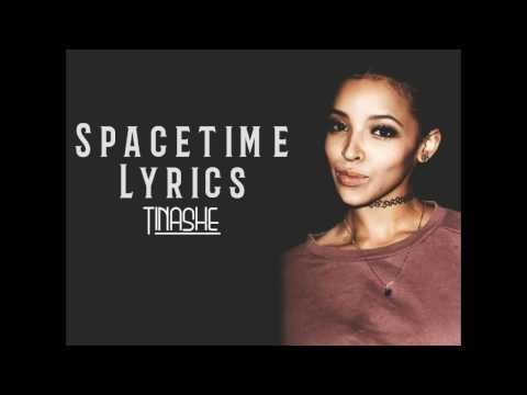 Tinashe Spacetime Lyrics