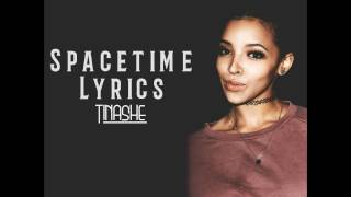 Tinashe Spacetime Lyrics