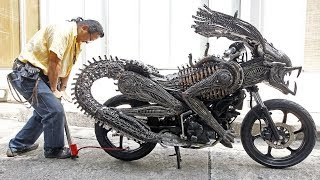 most unusual bikes