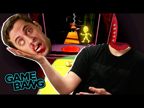 BEN AND ED ZOMBIE OBSTACLE COURSE (Game Bang)