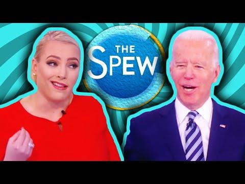 INSANE: The View Bizarrely Claims 'America Loves Joe Biden'