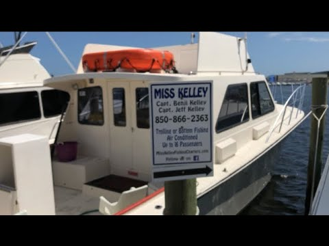 Best Charter Boat In Panama City Beach Florida Lady Kelly