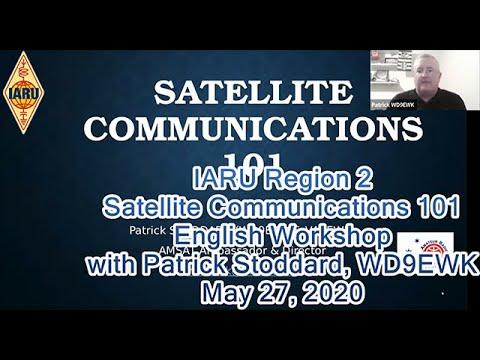 SATELLITE COMMUNICATIONS 101 (ENGLISH)