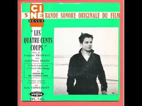 Jean Constantin - Les Quatre Cents Coups - Full Album