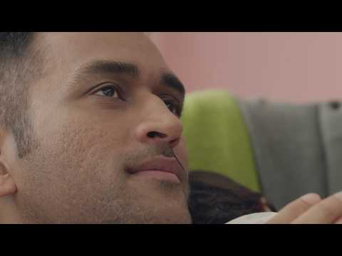 Dad - The Ultimate Title   MS Dhoni   Exide Life Insurance   Partnership For Life