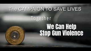Part 1 The Campaign to Save Lives -