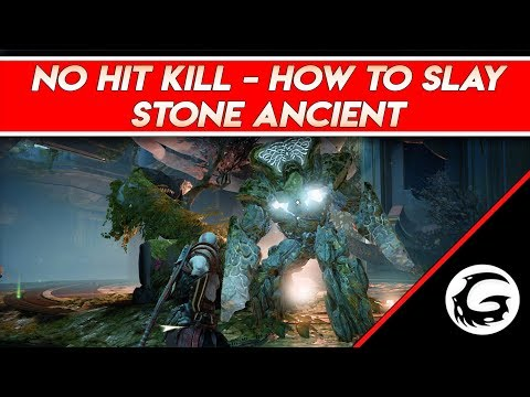 God of War - How to Slay Stone Ancient Pro Guide 0 Hits | Gaming Instincts