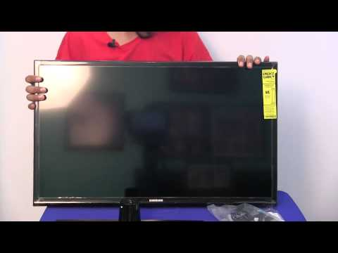 """Samsung LED TV 32"""" Series 4 Class Unboxing!"""