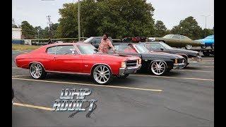 WhipAddict: Clips from Atlanta Fall Fest 2k18, Car Show, Custom Cars, Burnouts