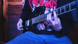 Iron Maiden- The Clansman (guitar cover)