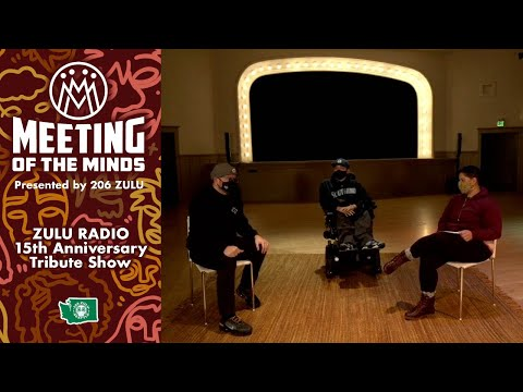 Meeting of the Minds - Zulu Radio 15th Anniversary Tribute Show