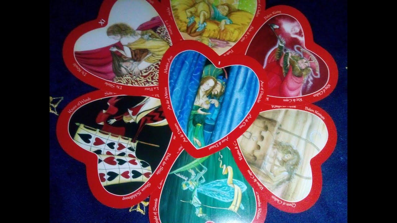 Гадания на святого валентина с фото