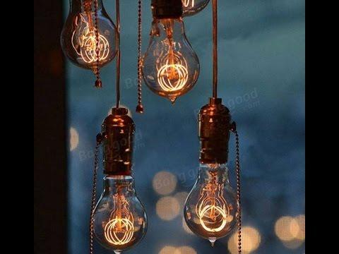 Retro Glass Bulbs Lamp E27 Edison Incandescent Light Bulb St64 40w Ac 220v Edison Filament Bulb Ampolletas Lamps Lights Lights & Lighting Light Bulbs