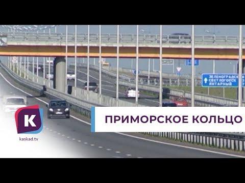 Скорректированный проект строительства Приморского кольца получил заключение экспертизы