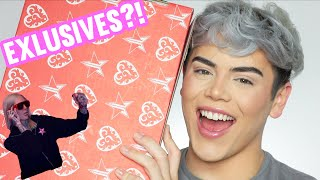 UNBOXING JEFFREE STAR'S VALENTINES DAY MYSTERY BOX (UNBIASED)