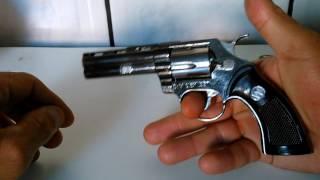 esqueiro revolver 38