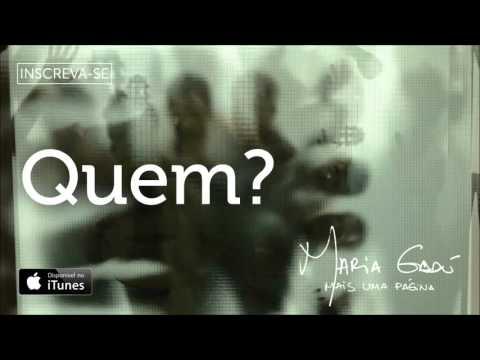 """Mix - Maria Gadú - """"Quem?"""" - Mais Uma Página [Áudio Oficial]"""