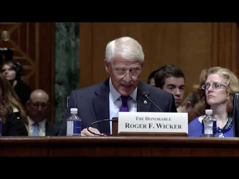 Healthcare l Roger Wicker