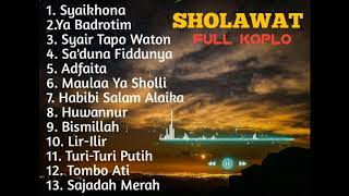 Download lagu SHOLAWAT DANGDUT KOPLO BIKIN HATI TENANG, BASS GLERR FULL JAP !!! 2 new 2020