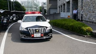 パトカーの新サイレンに「キュイーン」 高知県警が試み thumbnail