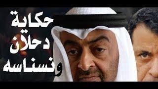 د.أسامة فوزي # 573 - حكاية نسناس المحمدين وقاذف الاعراض السعودي والاماراتي