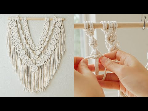 macrame-wall-hanging-|-easy-tutorial-for-beginners