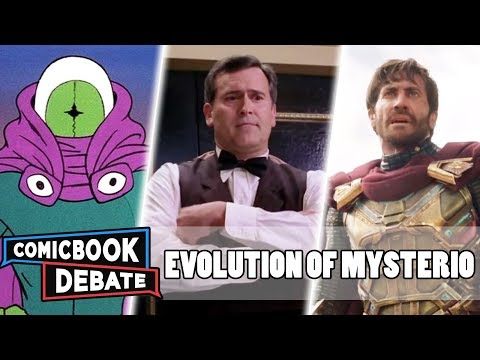 Evolution of Mysterio in Cartoons, Movies & TV in 10 Minutes (2019)