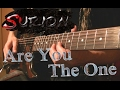 ARE YOU THE ONE Sharon Den Adel Amp Timo Tolkki Cover mp3